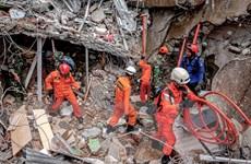 Indonesia: Gần 4.000 người chết do thảm họa và COVID-19 từ đầu 2021
