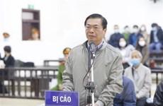 [Video] Mở lại phiên xét xử cựu Bộ trưởng Vũ Huy Hoàng