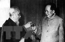 Củng cố, tăng cường quan hệ hữu nghị Việt Nam-Trung Quốc