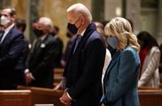Tổng thống Mỹ đắc cử Biden dự lễ diễu hành tại thủ đô Washington
