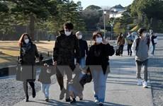 Lượng du khách đến Nhật Bản năm 2020 thấp nhất trong 22 năm qua