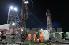 Trung Quốc nỗ lực giải cứu thợ mỏ mắc kẹt sau vụ sập mỏ vàng