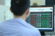Sắc xanh phủ kín bảng điện tử, chỉ số VN-Index tăng gần 30 điểm