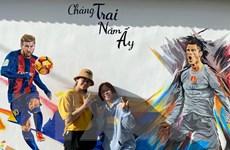 [Photo] Khám phá vẻ đẹp của làng bích họa Hòn Thiên