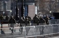 Mỹ: Hơn 100 binh sỹ triển khai tại lễ nhậm chức nhiễm COVID-19