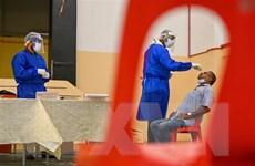 Malaysia ghi nhận số ca mắc dịch bệnh COVID-19 tăng kỷ lục