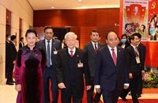 [Video] Đại hội đại biểu toàn quốc lần thứ XIII của Đảng họp trù bị