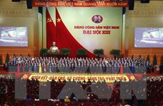 [Video] Ra mắt Ban Chấp hành Trung ương Đảng khóa XIII