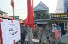 [Video] Dịch COVID-19: Phong tỏa khu vực Đại học Thủ Dầu Một