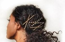 Những món phụ kiện giúp mái tóc thăng hạng mùa Tết này