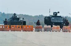 Quân đội Myanmar trả tự do cho nhiều quan chức cấp cao
