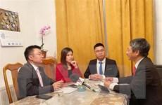 Người Việt trẻ tại Séc mong muốn góp sức xây dựng đất nước