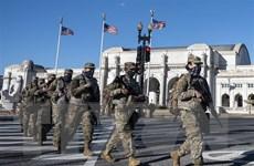 Mỹ tốn gần 500 triệu USD triển khai Vệ binh quốc gia tại Đồi Capitol