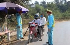 COVID-19: Đà Nẵng lập chốt kiểm soát dịch tại cửa ngõ ra vào thành phố