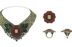 Thiết kế đỉnh cao trong BST nữ trang cao cấp của Chanel