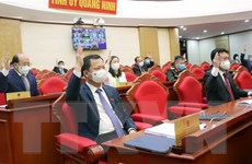 Quảng Ninh tiết kiệm chi thường xuyên để mua vắcxin COVID-19 cho dân