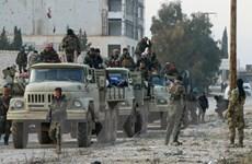 HĐBA họp về Syria và thông qua văn kiện liên quan đến Libya, Somalia