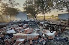 Nổ nhà máy pháo hoa tại Ấn Độ, ít nhất 19 người thiệt mạng