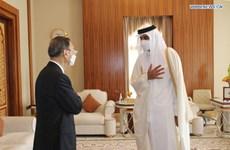 Trung Quốc và Qatar cam kết tăng cường quan hệ đối tác chiến lược
