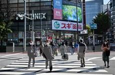 COVID-19: Thủ đô Tokyo của Nhật Bản ghi nhận số ca nhiễm mới giảm