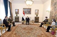 Tổng thống Ai Cập nhấn mạnh mối quan hệ chiến lược đặc biệt với Mỹ