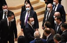 Quốc hội Gruzia thông qua nội các mới tại phiên họp đặc biệt