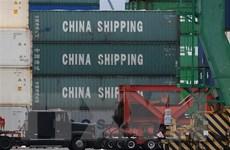 Trung Quốc là đối tác thương mại hàng đầu của Đức 5 năm liên tiếp