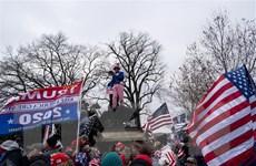Mỹ: Giới an ninh không nhận được cảnh báo trước của FBI về bạo loạn