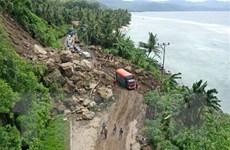 Indonesia nỗ lực tìm kiếm người mất tích trong vụ sập mỏ vàng