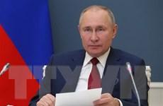 Tổng thống Putin: Nga vẫn đối mặt với những mối đe dọa từ bên ngoài