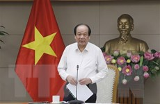 Quyết tâm không để nợ đọng văn bản của nhiệm kỳ Chính phủ 2016-2021