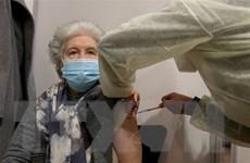 Tiến độ tiêm chủng vắcxin phòng COVID-19 tại một số nước châu Âu