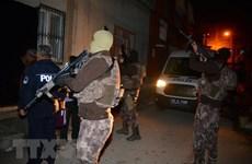 Thổ Nhĩ Kỳ bắt giữ 10 người nước ngoài nghi có liên hệ với IS