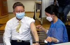 Hàn Quốc cấp phép sử dụng vắcxin phòng COVID-19 của Pfizer