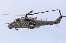Nga điều tra thông tin về vụ rơi trực thăng quân sự tại CH Trung Phi