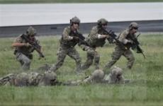Hàn Quốc nhất trí tăng đóng góp trong chi phí đồn trú của binh sỹ Mỹ