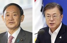 Lãnh đạo Nhật Bản, Hàn Quốc tiêm vaccine COVID-19 trước khi công du