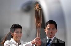 Lễ khai mạc hành trình rước đuốc Olympic Tokyo sẽ không có khán giả