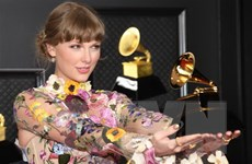 Sự lên ngôi của phái đẹp tại lễ trao giải Grammy 2021