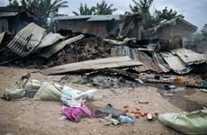Giao tranh tại Cộng hòa Dân chủ Congo, hàng chục người thiệt mạng