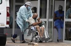 Brazil đàm phán mua vaccine ngừa COVID-19 dư thừa của Mỹ
