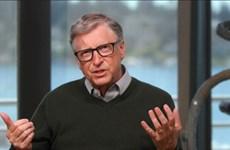 Bill Gates kỳ vọng cuối 2022 thế giới trở lại trạng thái bình thường