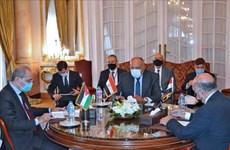 Iraq nhấn mạnh tầm quan trọng của hội nghị với Ai Cập và Jordan
