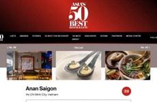 [Video] Hai nhà hàng Việt Nam lọt vào top ngon nhất châu Á