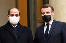 Tổng thống Ai Cập-Pháp điện đàm về các vấn đề khu vực cùng quan tâm
