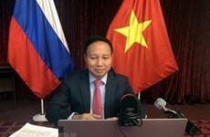 Nga tặng Huân chương cho Đại sứ, tướng lĩnh quân đội Việt Nam