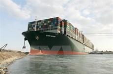 Vụ tàu mắc kẹt ở Suez: Công ty chủ quản cam kết giải quyết theo luật