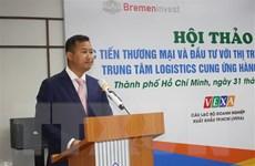 Đầu tư vào Bremen giúp doanh nghiệp Việt tiến vào thị trường Đức, EU