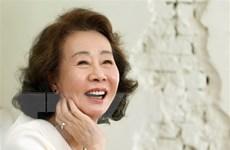 Diễn viên Hàn Quốc giành giải nữ diễn viên phụ xuất sắc nhất của SAG