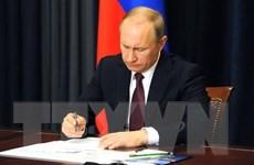 Ông Putin ký ban hành luật cho phép tái tranh cử thêm 2 nhiệm kỳ